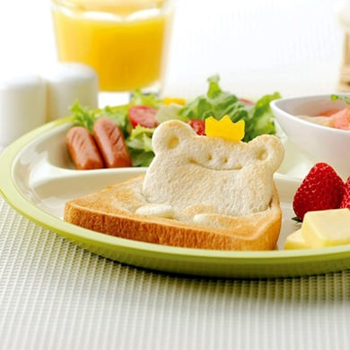 Cute Animal Bread Mold