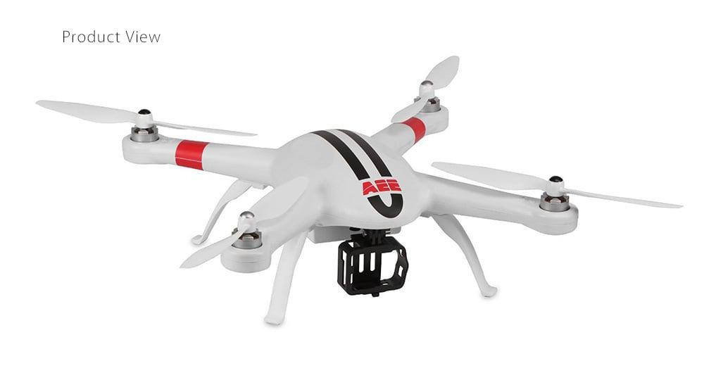 AEE AP9 GPS Drone  Embark your camara in the air