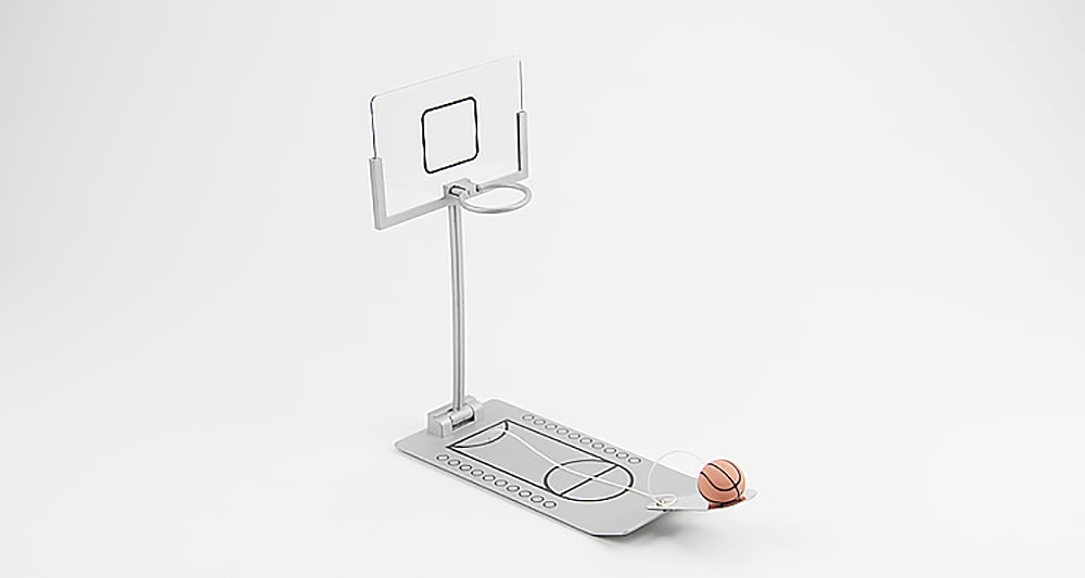 Table Basketball Set Let's have a three point shootout contest!