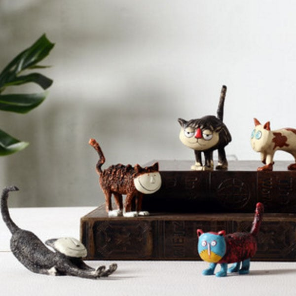 Cute CatCat Figures