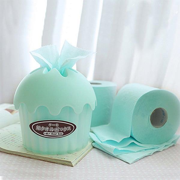 Cupcake Tissue Box