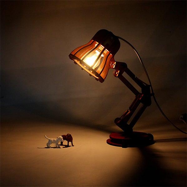 DIY Pixer Lamp