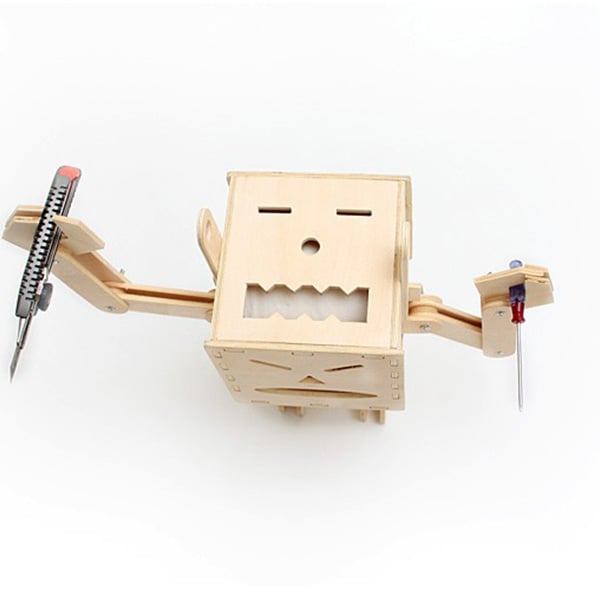 product image for DIY Robot Tissue Box