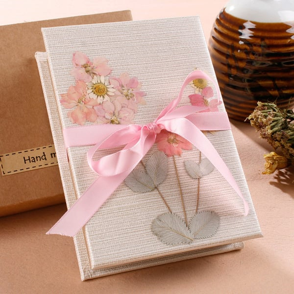 product image for Preserved Flower Accordion Fold Photo Album