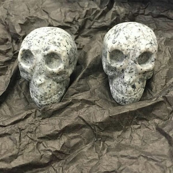 product image for WHISKEY BONES Hand Carved Whiskey Stones - Set of 2