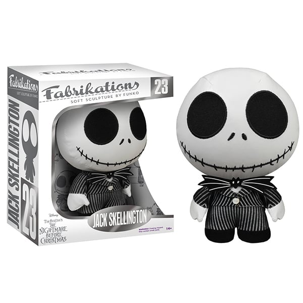 Jack Skellington Nightmare Before Christmas Plush
