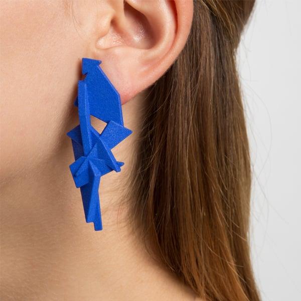 Fragments Earring