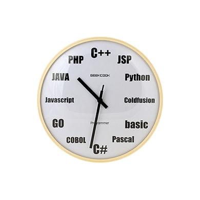 Programmer's Clock