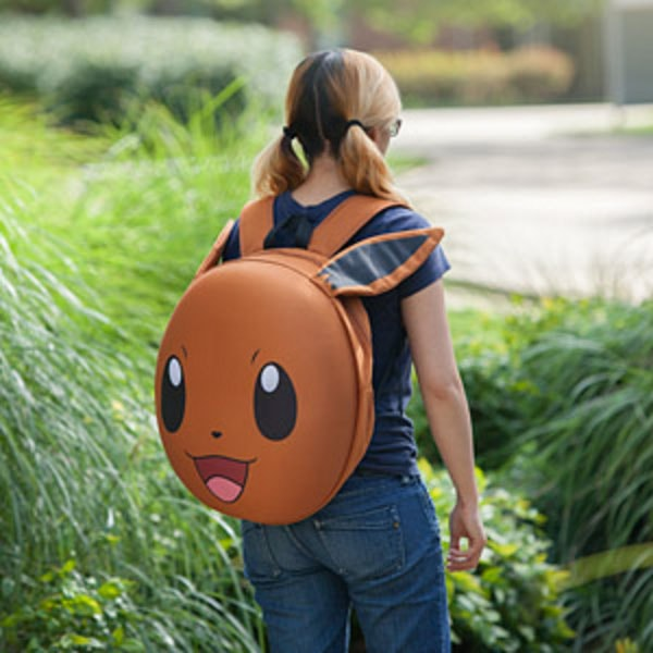 Pokemon 3D Molded Backpack