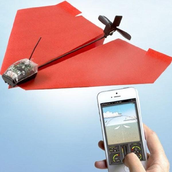 PowerUp 3.0 Paper Plane