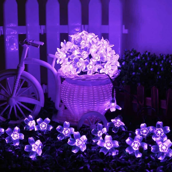 Blossom Flower Solar Garden Lights