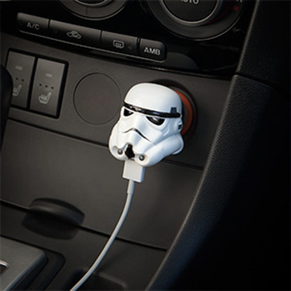 product image for Stormtrooper USB Car Charger
