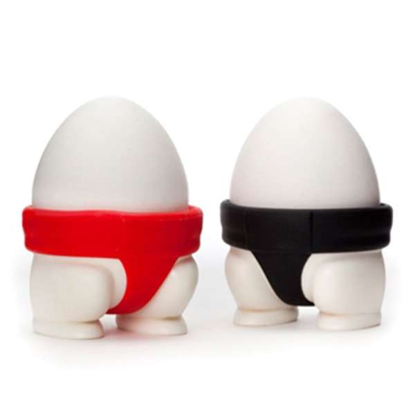 Sumo Egg Holder - 2 Cups