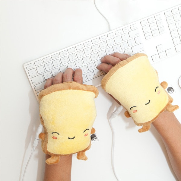 product image for USB Toast Handwarmers