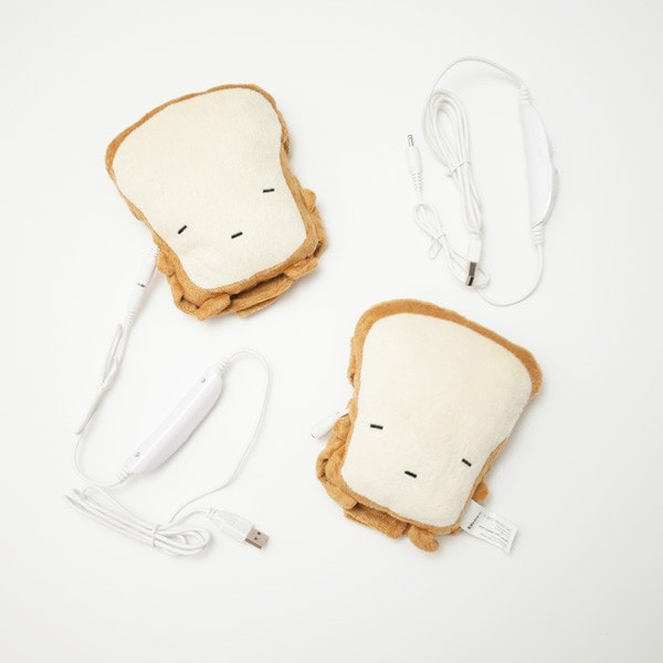 product thumbnail image for USB Toast Handwarmers