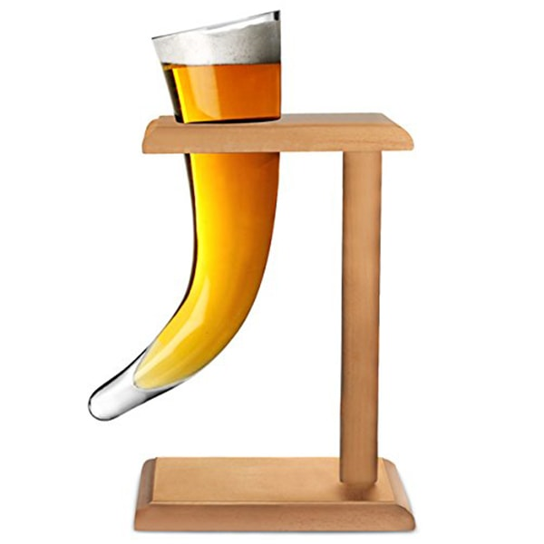 Viking Beer Horn Glass (currently unavailable)