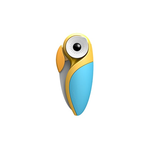 Artbirdy Owl Folding Knife