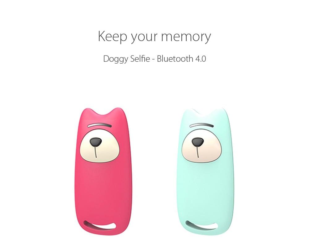 Selfie-Doggy Selfie Shutter Keep your memory