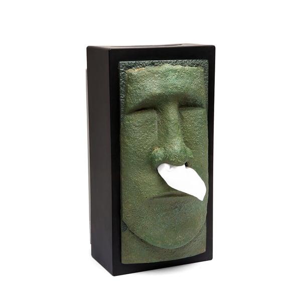 Easter Island Statue Tissue Holder