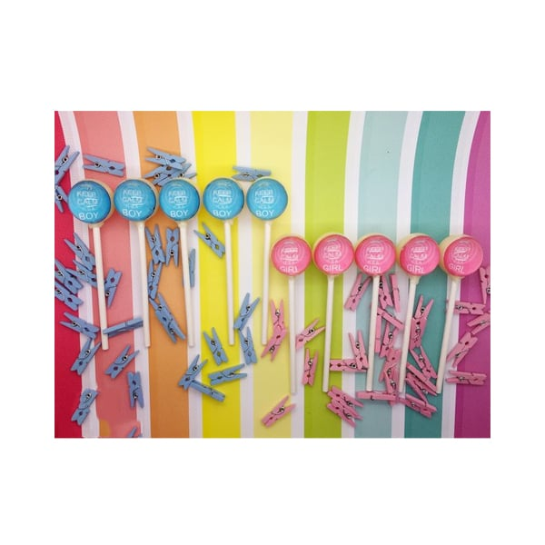 Baby Shower Lollipops (Set of 10)