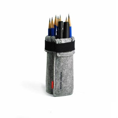 Felt Pencil Wrapper