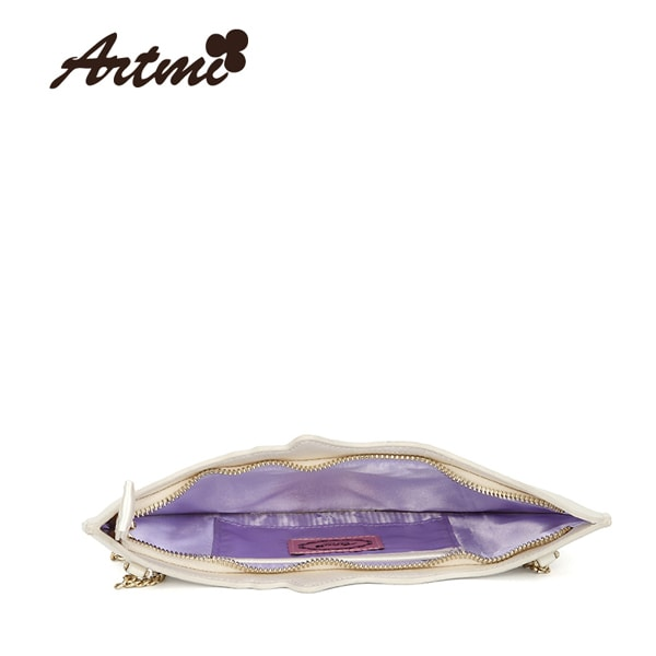 product image for Night Moon Faux Leather Purse