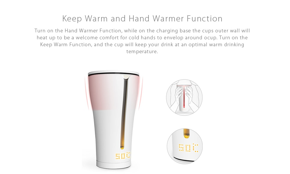 OCUP Smart Cup For a Better Life