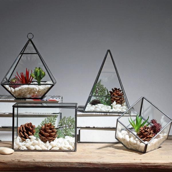 Nordic Glass Terrarium