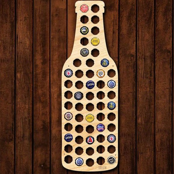 product image for Beer Cap Map Bottle