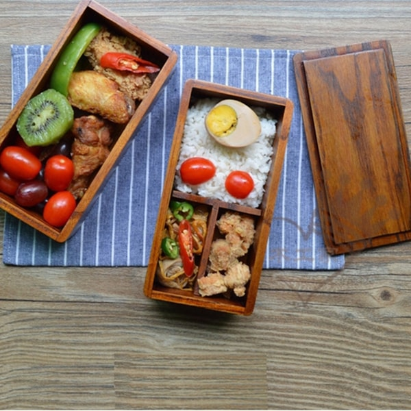 Two-Layer Bento Box