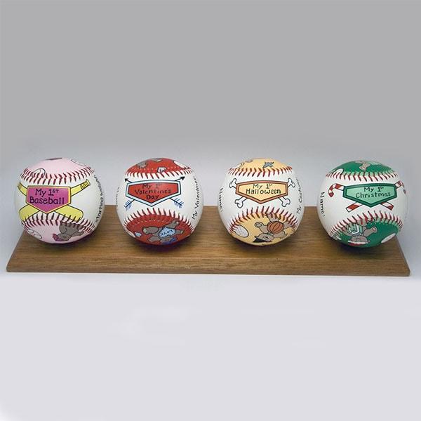 Baby's 1st Year Baseball Set