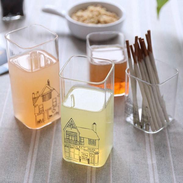 Kawa Simaya Vintage Architectural Drinkware