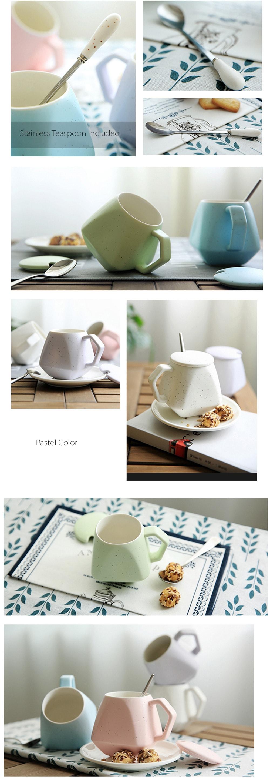Kawasimaya Coffee Cup Enjoy Your Coffee!