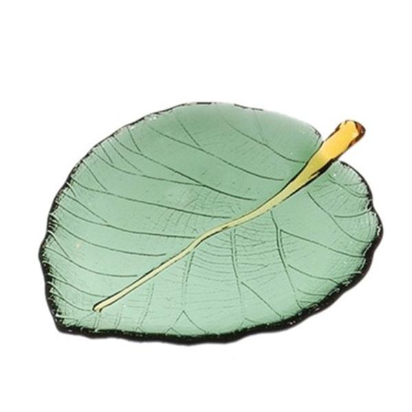 Leaf Plate Olive