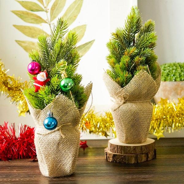 Tabletop Christmas Tree Decoration