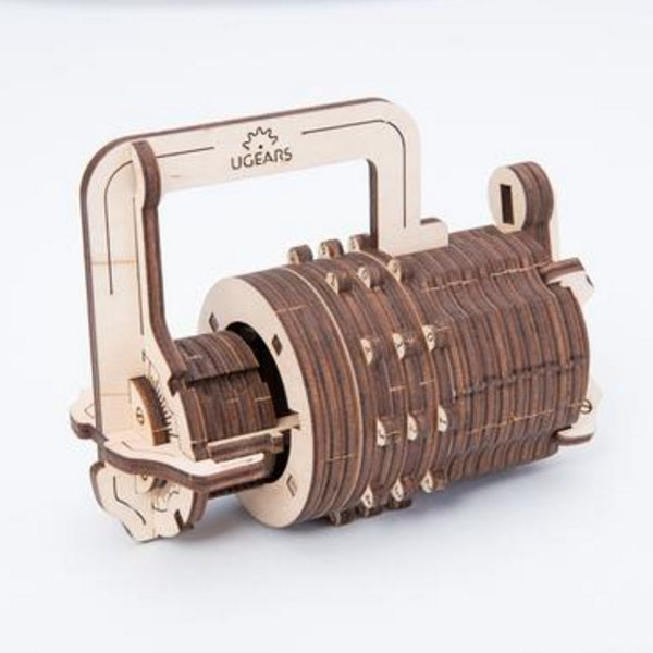 product image for Ugears Combination Lock
