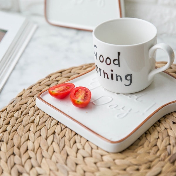 product image for Ceramic Toast Plate