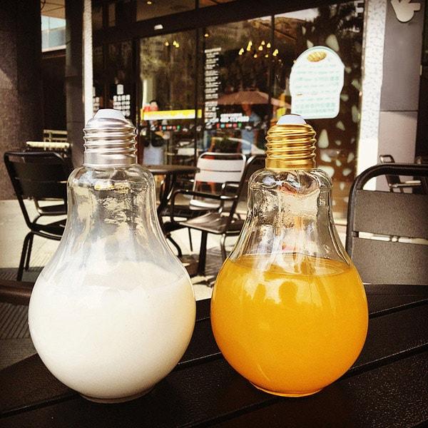 Bulb Water Bottle