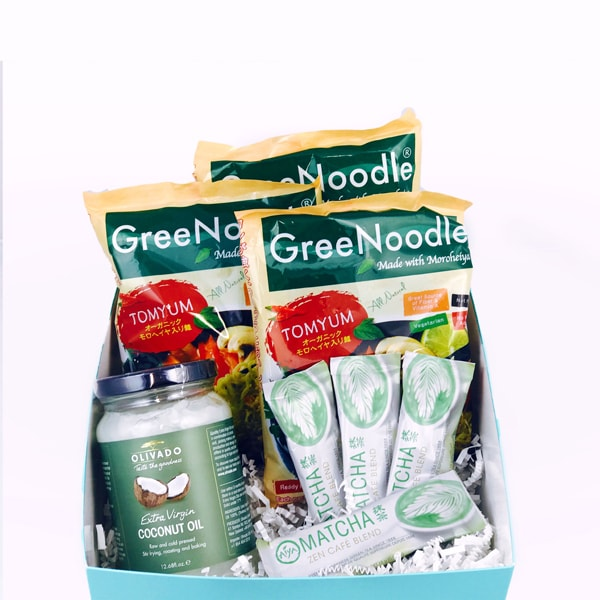 product image for Gift Box for Health Nuts: Healthy Living