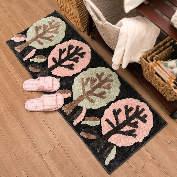 Fabric Bath Rugs