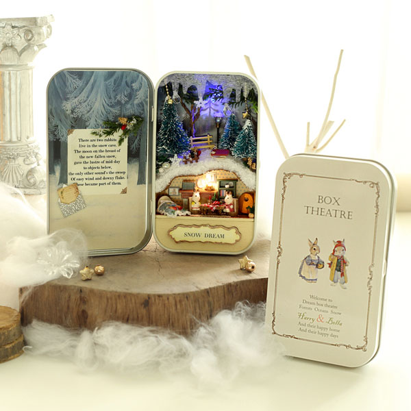 product image for Miniature DIY Box Theatre