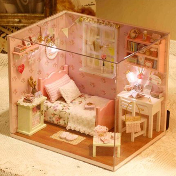 product image for Miniature Dollhouse DIY Kit