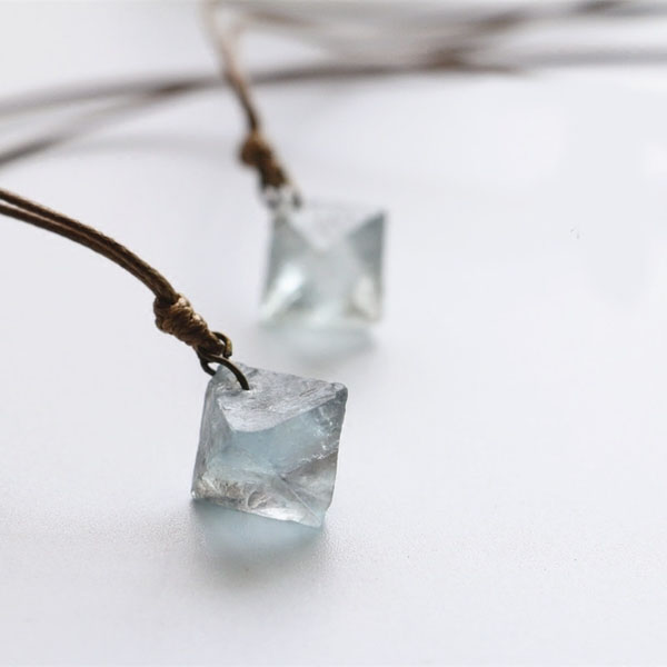 Blue Fluorite Necklaces