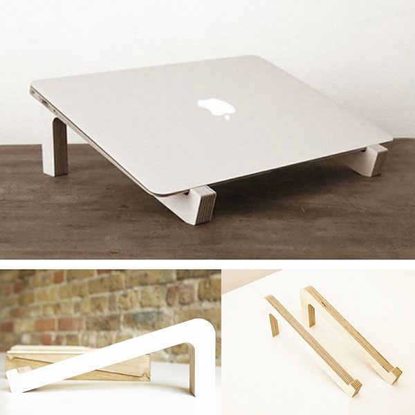 Raised Laptop Stand