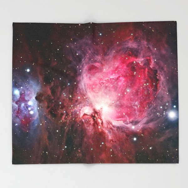 """product image for Galaxy Throw Blanket (51"""" x 60"""")"""