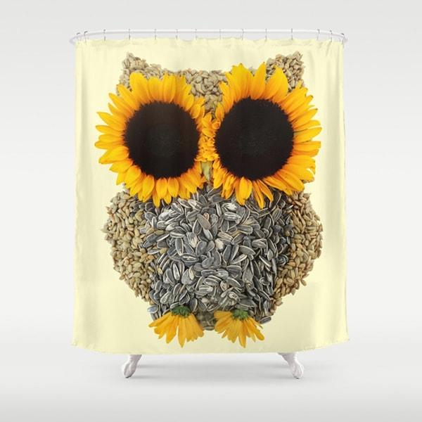 "product image for Art Print Shower Curtain (71"" x 74"")"