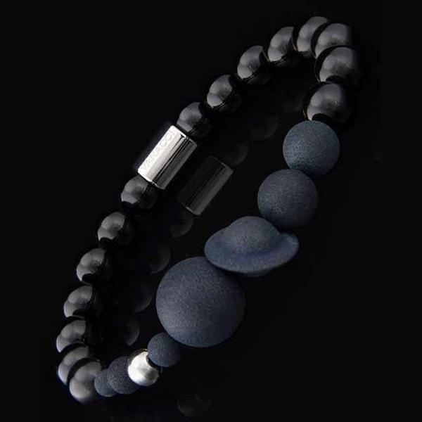 Solaris Agate Bracelet
