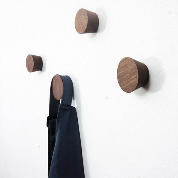 Wooden Wall Hooks