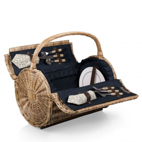product image for BARREL PICNIC BASKET