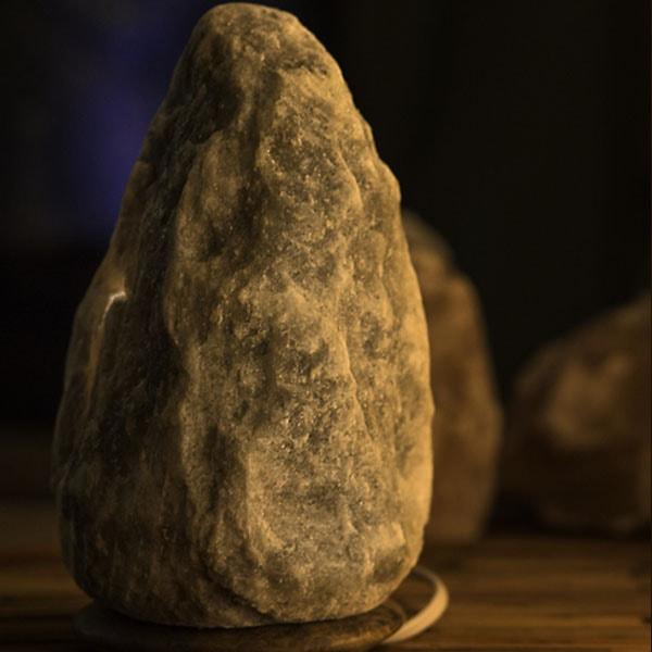 product image for  RARE HIMALAYAN GREY SALT LIGHT